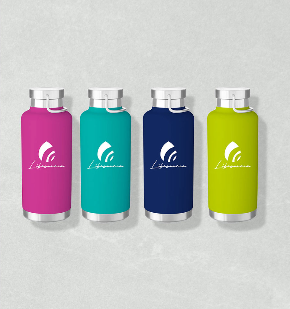 Volare Promotional Products Fort Worth Water Bottles