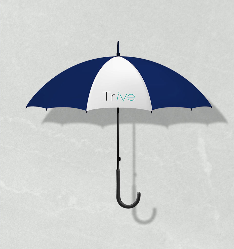 Volare Promotional Products Fort Worth Umbrella